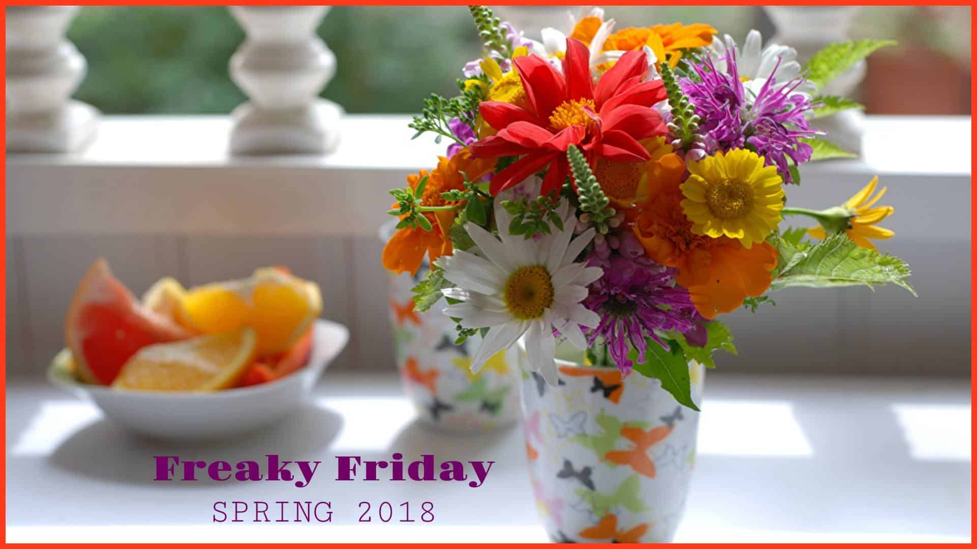 Freaky Friday Spring Edition 2018