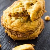 Butterscotch Pretzel Cookies - Crunchy, Sweet, and Salty