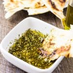 Can you smell the aromatic herbs in my Greek Dipping Oil with Pita? | Take Two Tapas | #GreekRecipes #GreekSeasoning #Bread #DippingOil #EasyDippingOil