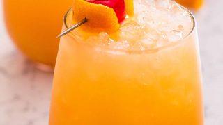 Skinny Bahama Mama Cocktail