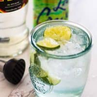 Spicy Jalapeño Caipirinha Cocktail