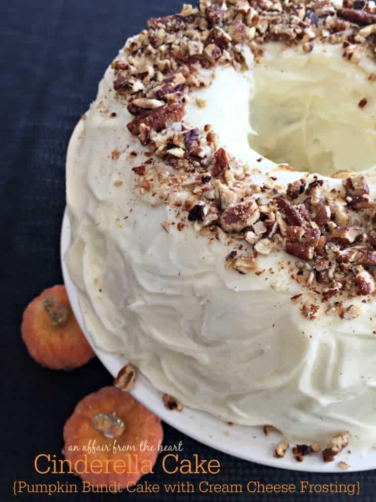 Cinderella Cake | Fall Desserts