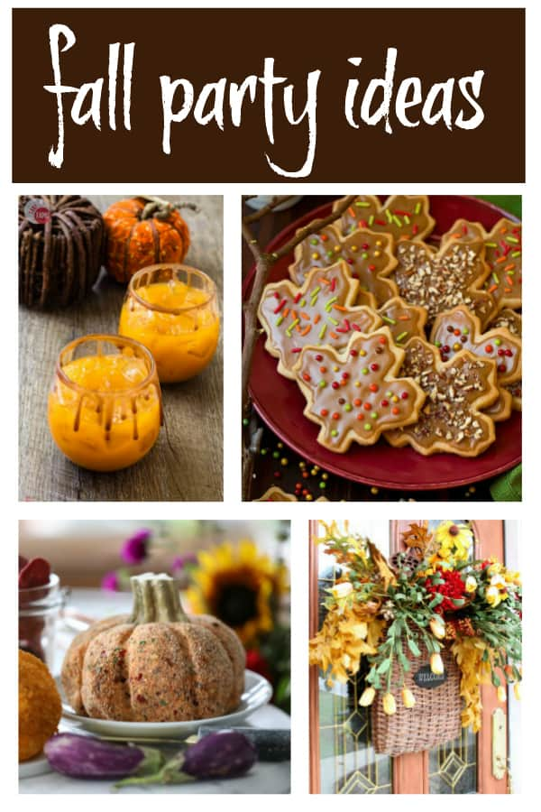 Ultimate Fall Party Food and Drinks! | Take Two Tapas | #FallPartyIdeas #FallCocktails #FallPartyFoods #FallPartyAppetizers