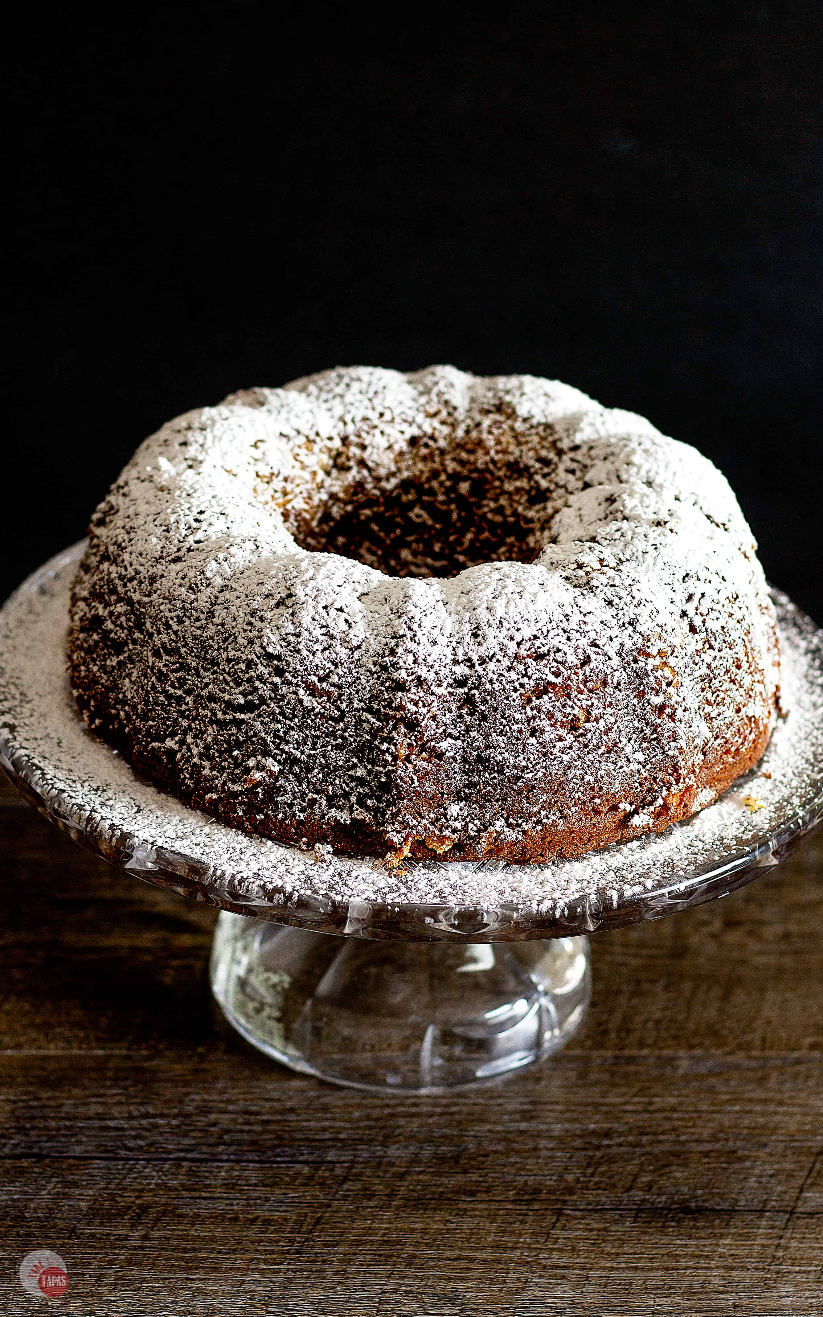 How to make a Louisiana Stranger Cake Bundt Cake | Take Two Tapas | #BundtCakeRecipe #CakeMixRecipes