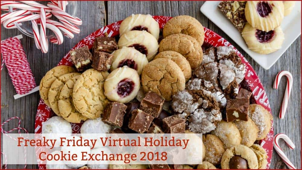 Freaky Friday Cookie Exchange 2018 | Take Two Tapas | #CookieExchange #TurtleCookies