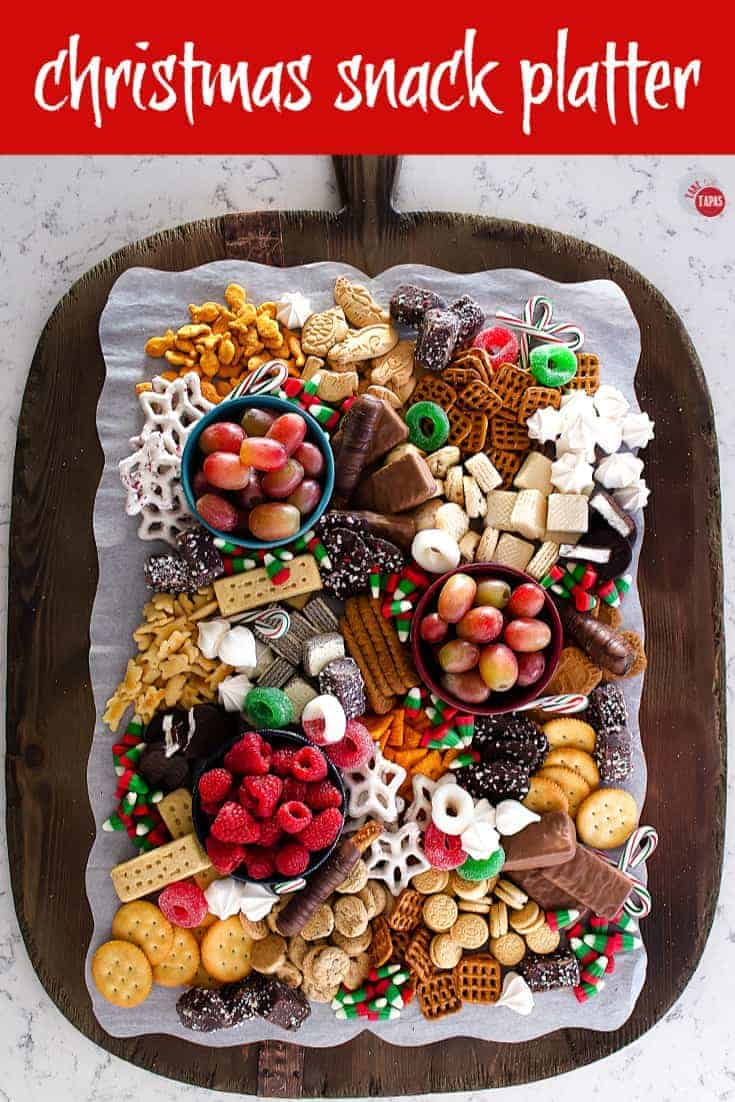 Christmas Cheese Board Ideas.Christmas Snack Platter Dessert Board For Kids And Adults