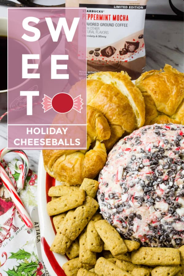 Sweet Cheese Balls for your Holiday Party!