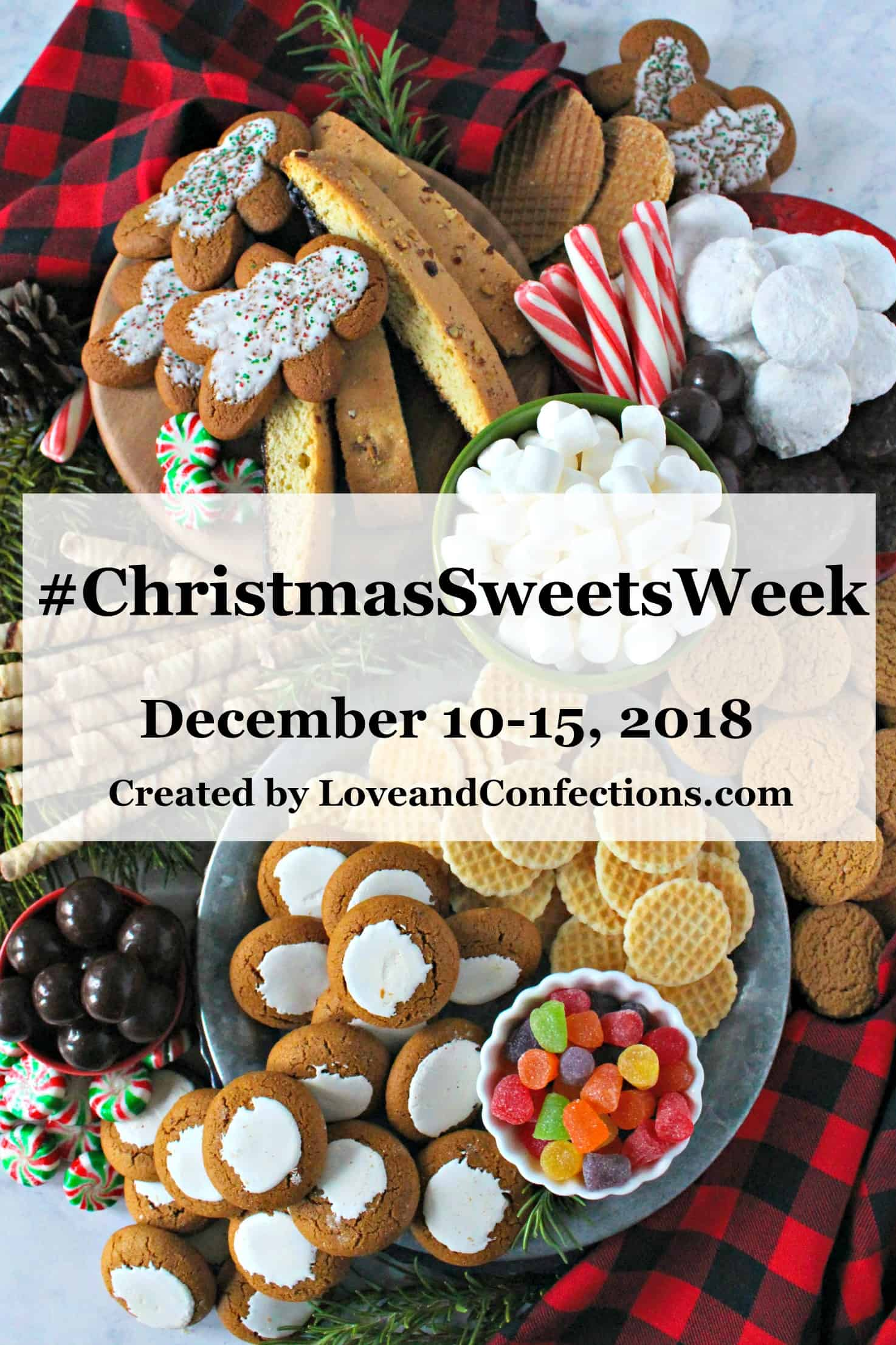 Christmas sweets week