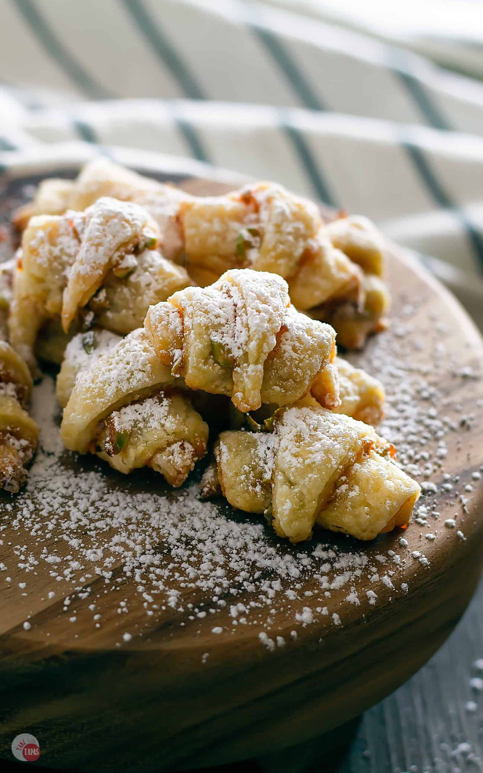 Sweet and Spicy Rugelach – Hot Pepper Jelly Rugelach Cookies
