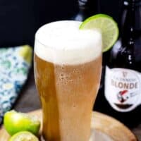 Beer Margarita - Guinness Blonde Beergarita