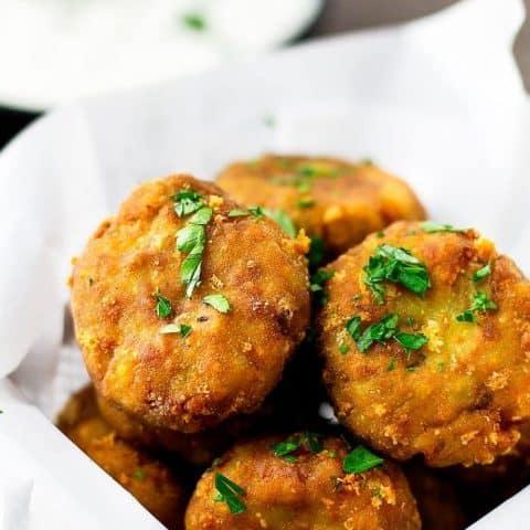 Taco Tater Tots - Easy Southwest Potato Cheesy Tots