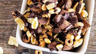 Buckeye Snack Mix