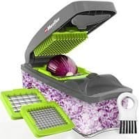 Mueller Onion Chopper Pro Vegetable Chopper