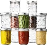 Ball Wide Mouth Jars 16 oz (12)