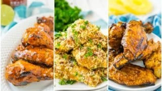 How to Cook Chicken Wings
