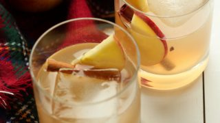 Maple Whiskey Cider