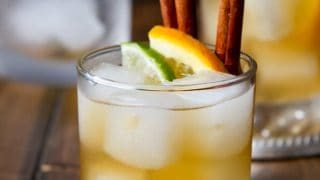 Citrus and Spice Kentucky Mule