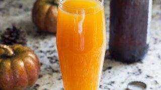 Pumpkin Beermosa