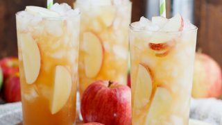 Long Island Apple Iced Tea