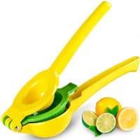 Metal Lemon Lime Citrus Press