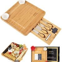 Cheese Board and Cutlery Set