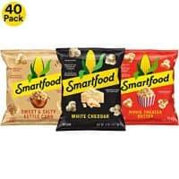 Smartfood Popcorn Variety Pack, 40 count