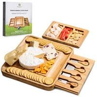 Cheese Board and Knife Set - Perfect for entertaining