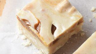 Caramel Apple Pie Fudge