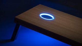 LED Cornhole Light Ring Set - 6 Color Options