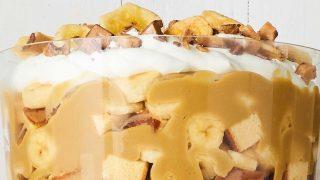 Best Butterscotch-Banana Trifle Recipe