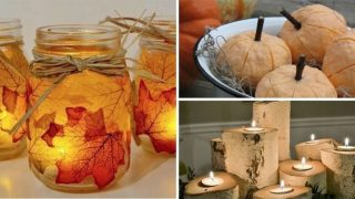 22 Fall DIY Projects That Will Add A Touch Of Coziness To Your Home.