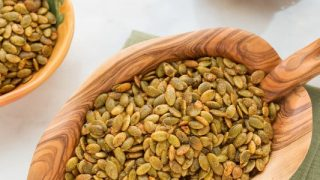 Spiced Pumpkin Seeds (Pepitas)