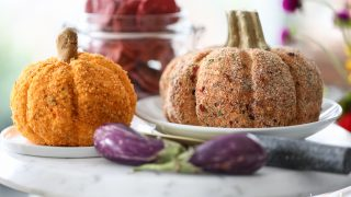 Sun-Dried Tomato Cheeseball Recipe