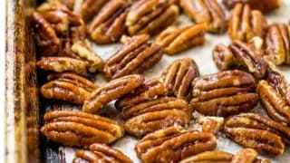 Perfectly Toasted Pecans!!