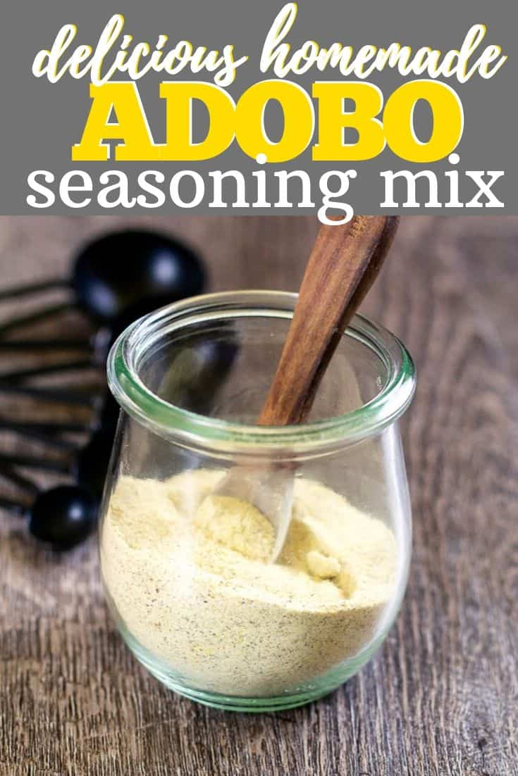 Adobo Seasoning Homemade Recipe Take Two Tapas