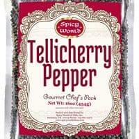 Whole Black Peppercorns 16 Oz