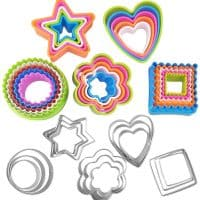 Cookie Cutters - set of 40