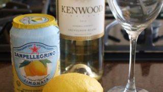 What's Cookin' – Citrus White Wine Spritzer