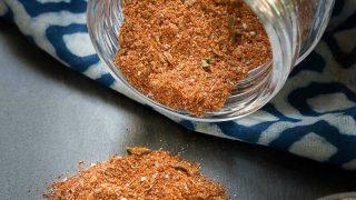 Homemade Blackened Seasoning Blend Recipe