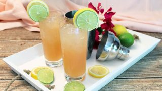 Sparkling Tequila Cocktail – A Refreshing Cooler