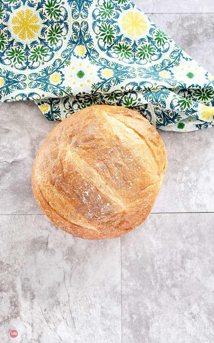 round bread boule