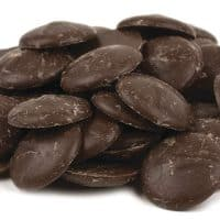 Dark Chocolate Melting Wafers