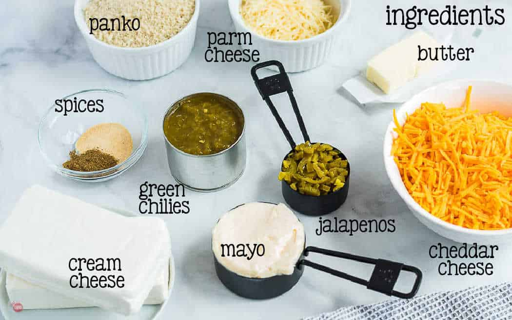 labeled picture of jalapeno dip ingredients