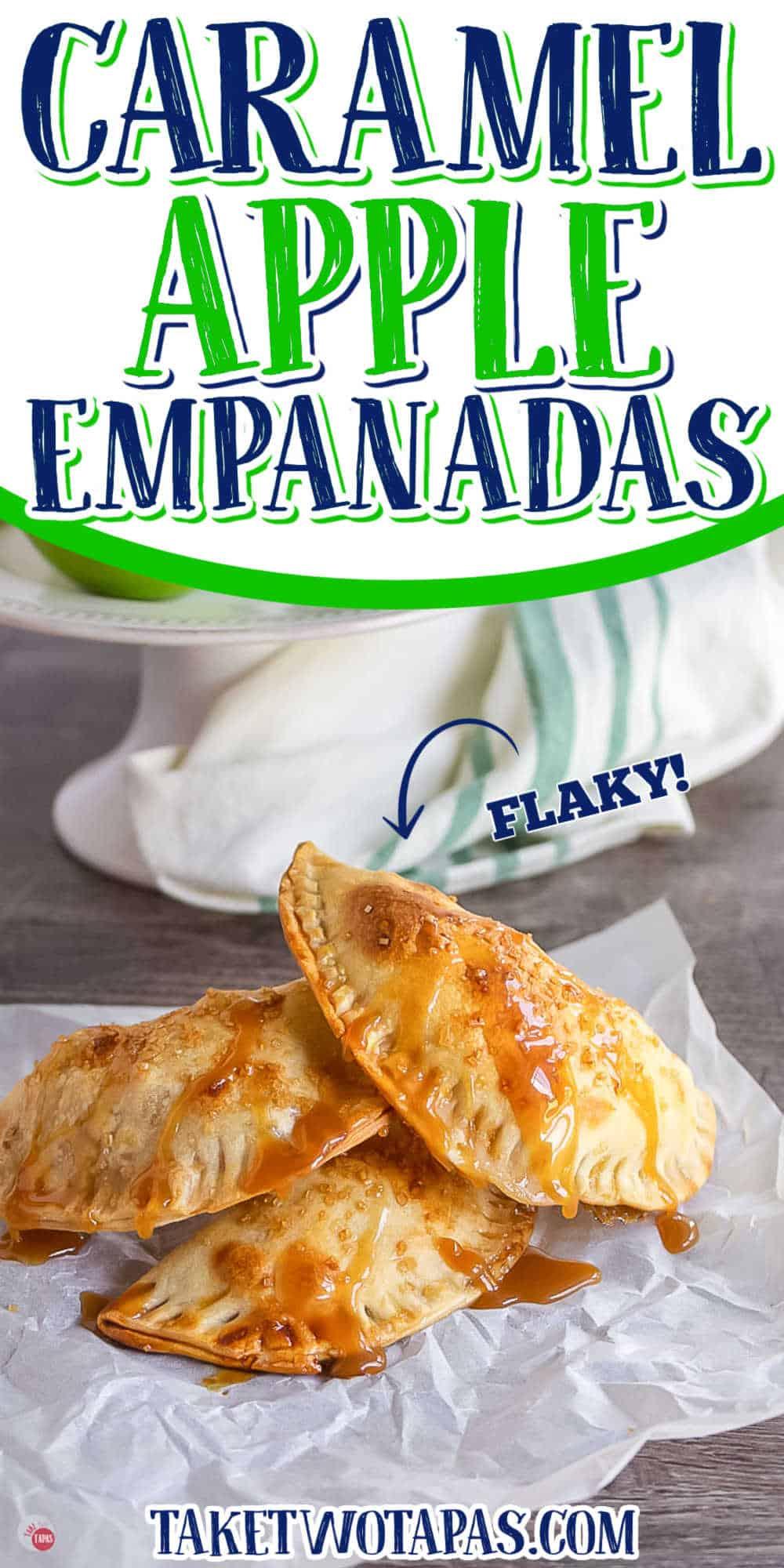 empanadas on paper