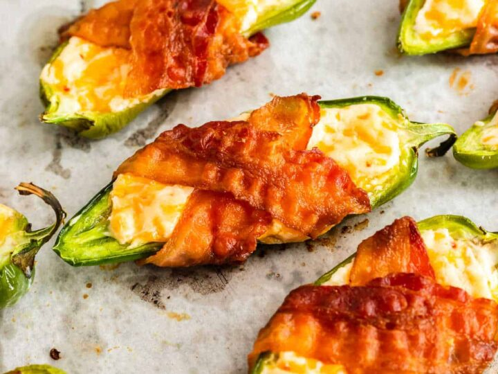 bacon and jalapenos