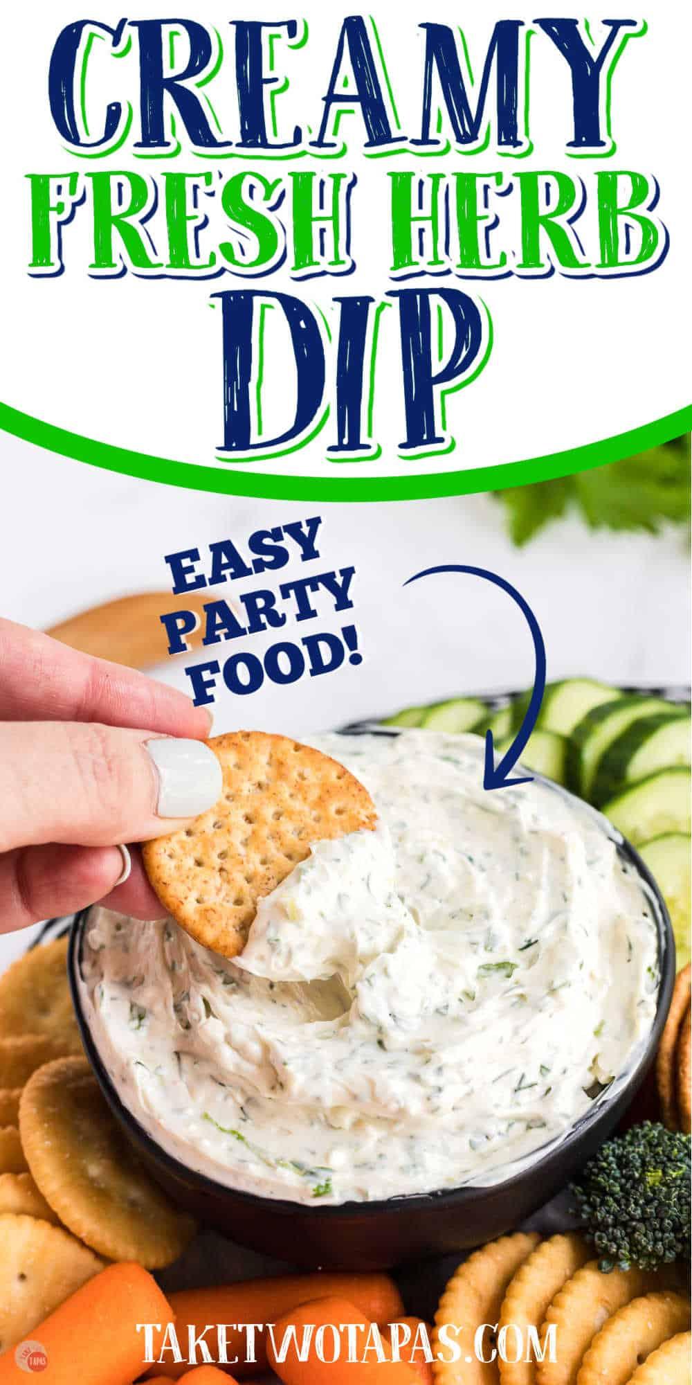 bowl of dip